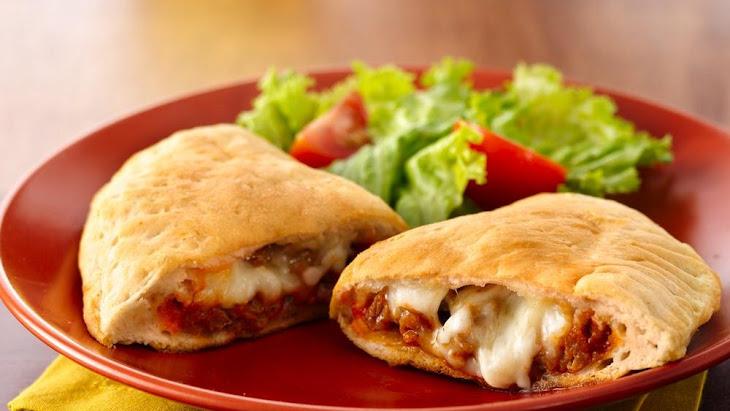 Grands!® Sausage Calzones Recipe