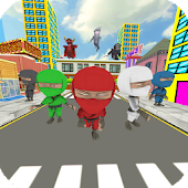 Ninja Hero Run