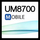 UM8700 Mobile icon