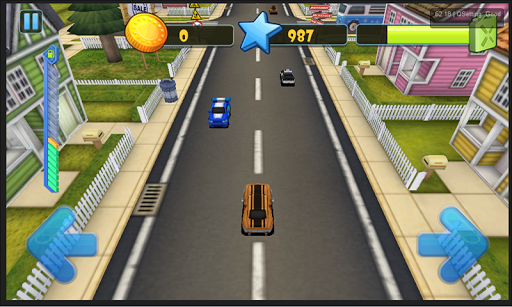 City Racing: Speed Escape