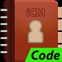 iCM Code logo