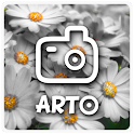 Arto: f.infrared photo icon