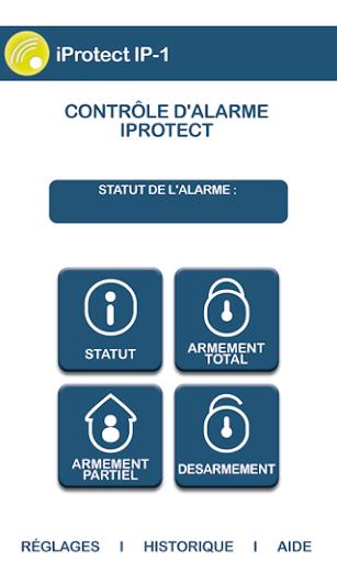 Alarme sans fil iProtect