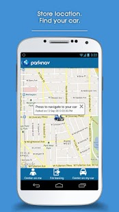 Parknav - Street Parking - screenshot thumbnail
