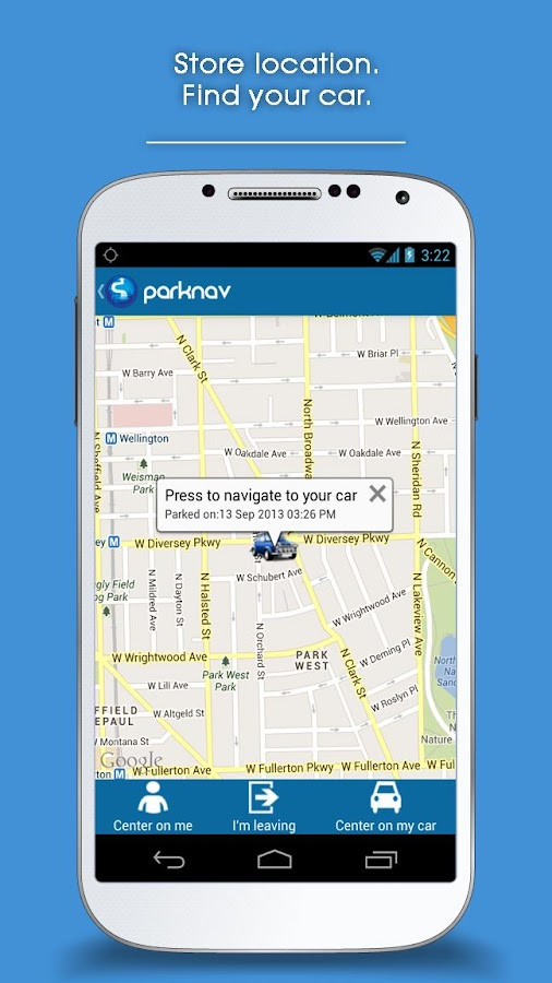 Parknav - Street Parking - screenshot