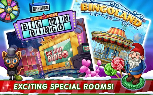 Jackpot Bingo -Free Bingo Game - screenshot thumbnail