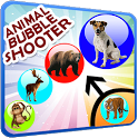 Angry Animal Bubble Shooter icon