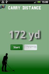 Golf Carry Distance- screenshot thumbnail
