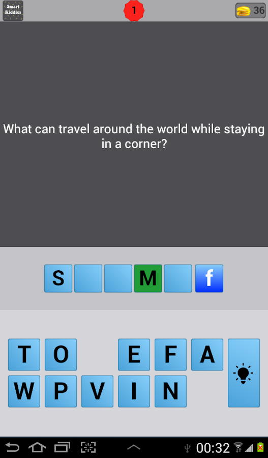Smart Riddles - screenshot