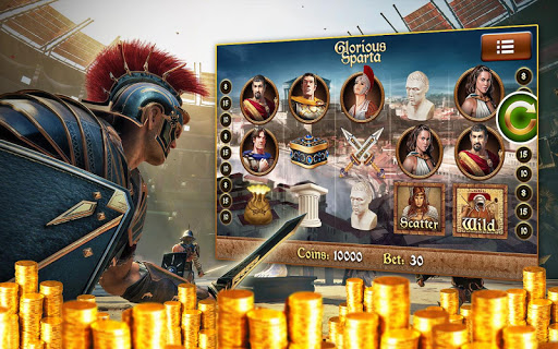 Sparta Slots: Casino Pokies