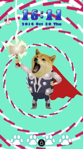 Doge Live Locker Theme