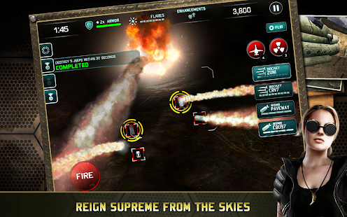 Drone Shadow Strike Screenshot 21