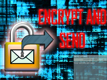 Encrypt and Send - screenshot thumbnail