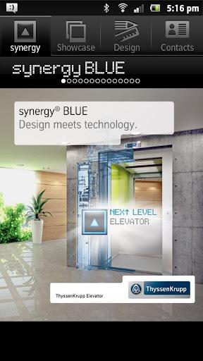 synergy® BLUE