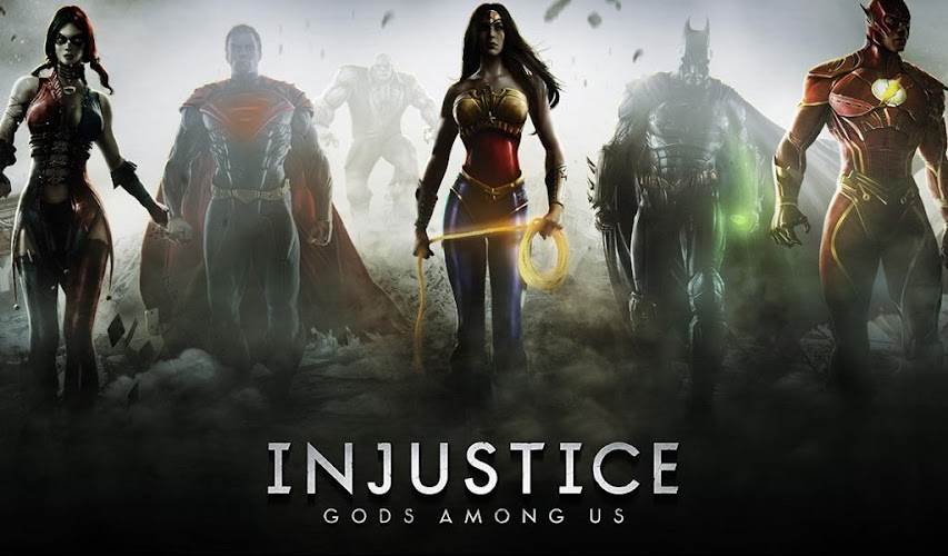 Injustice: Gods Among Us 2.4.1 MOD Money APK [UPDATED]