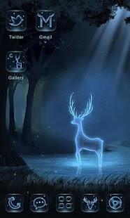 Deer GO Launcher Theme
