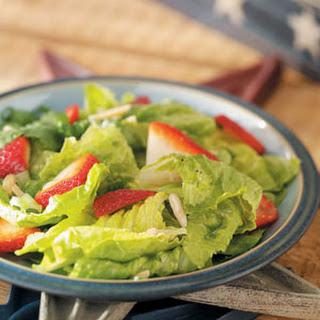 Strawberry Summer Salad.