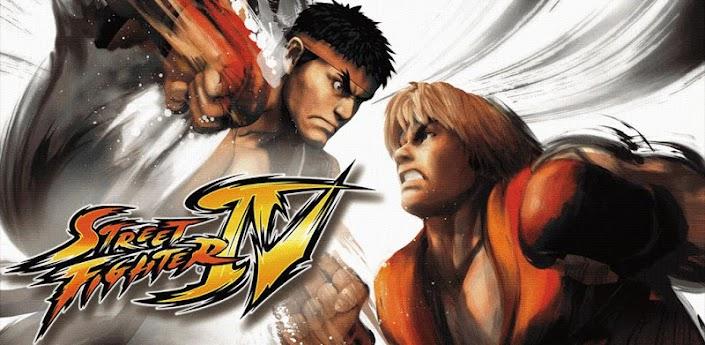Скачать Street Fighter IV HD - файтинг для Android