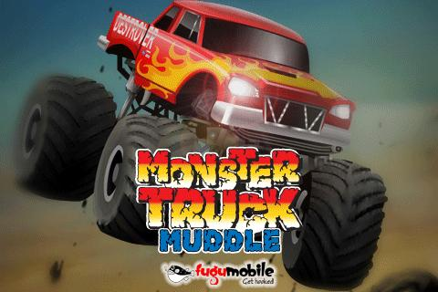 Monster Truck Muddle - screenshot