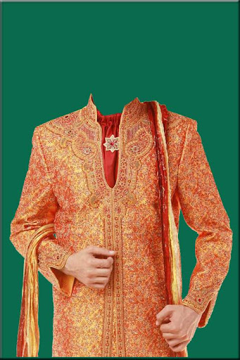 Sherwani Salwar Photo Maker