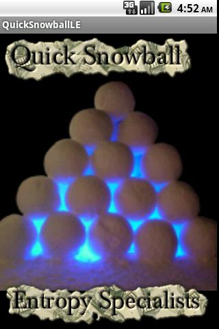 Quick Snowball LE - screenshot