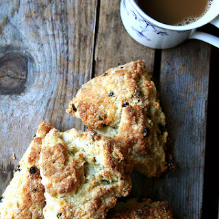 Tartine's Buttermilk Scones