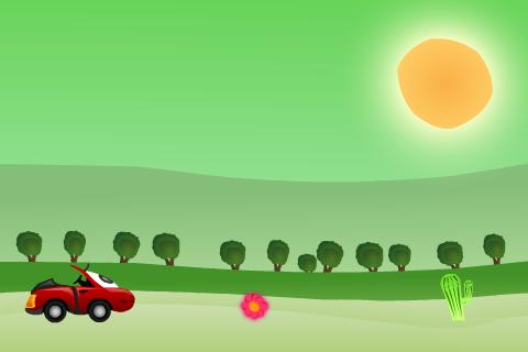Kids Toy Car - screenshot