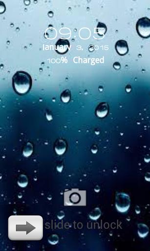 Fake IPhone8 Lock Screen