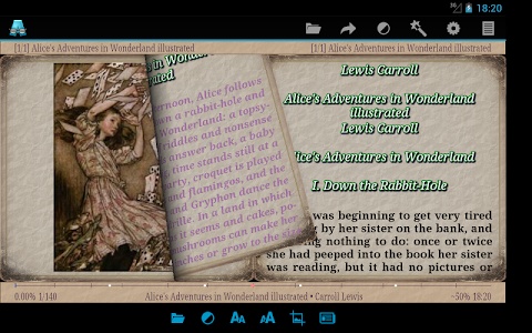 AlReader -any text book reader v1.43