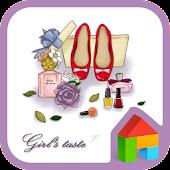 Download Girl taste dodol theme APK for Android Kitkat