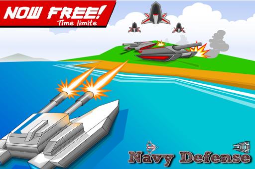 Navy defense army tower war