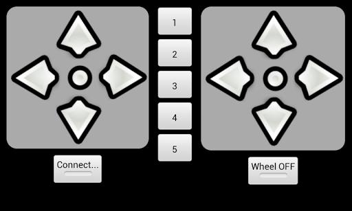 TRIK gamepad