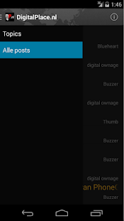 DigitalPlace.nl- screenshot thumbnail