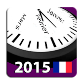 Calendrier 2015 France