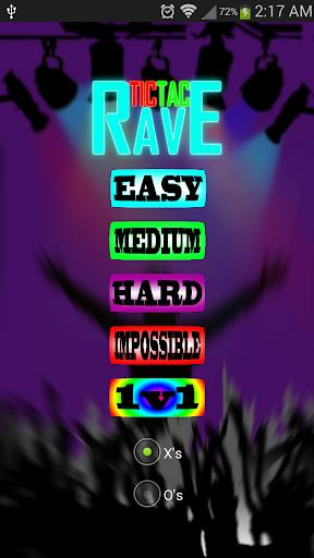 Tic Tac Rave
