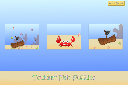 Kids Under The Sea Puzzles