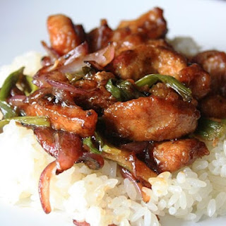 Chinese Sweet and Sour Pork.