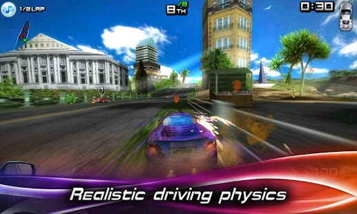 Race Illegal: High Speed 3D Screenshot 30