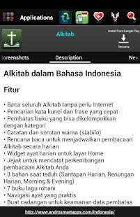 Indonesian Android - screenshot thumbnail