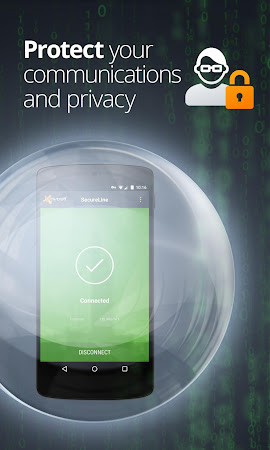 SecureLine VPN screenshot 6036