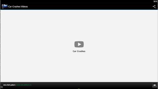 【免費媒體與影片App】Car Crashes Videos-APP點子