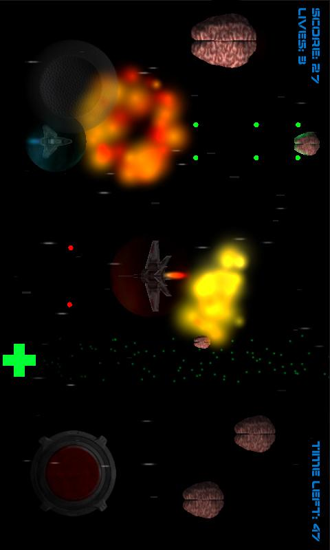 Blast all space brains hd android apps on google play for Space blast 3d