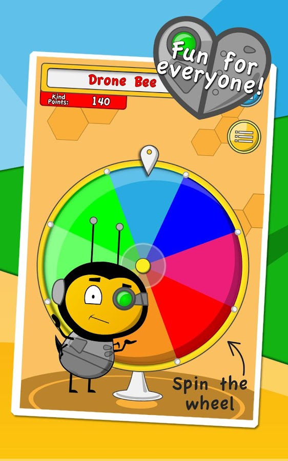 Bee Kind- screenshot