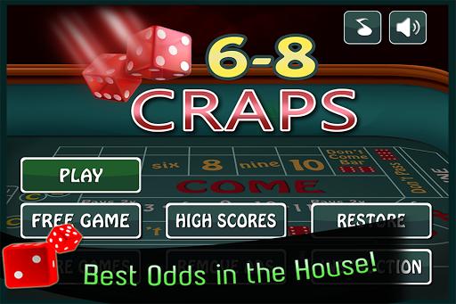 6-8 Craps