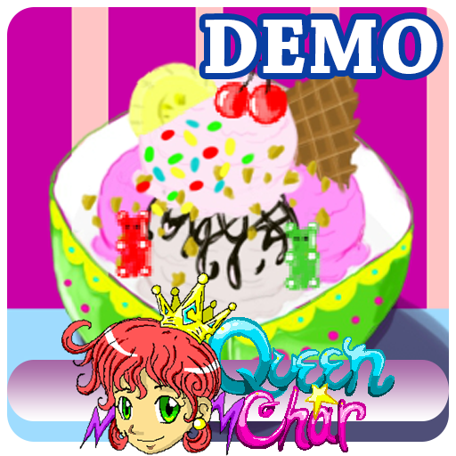 Ice Cream Sundae Maker DEMO LOGO-APP點子