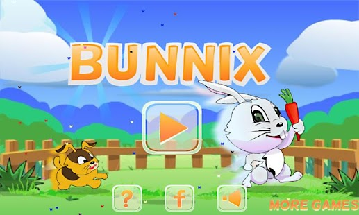 Bunnix - Bunny Run- screenshot thumbnail