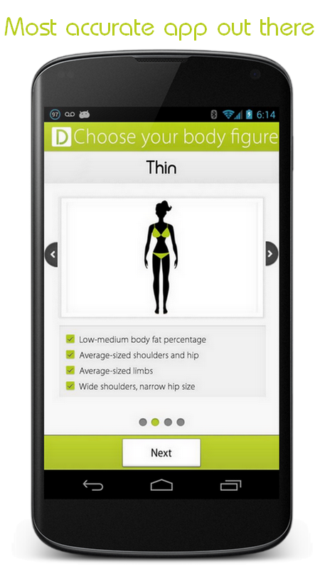 Dietista - Your Nutritionist- screenshot