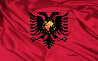 Screenshot of Lajme Shqip