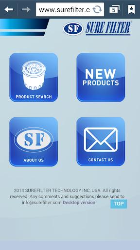 Surefilter Technology