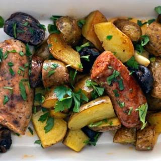 Potato Mushroom Sausage Recipes.